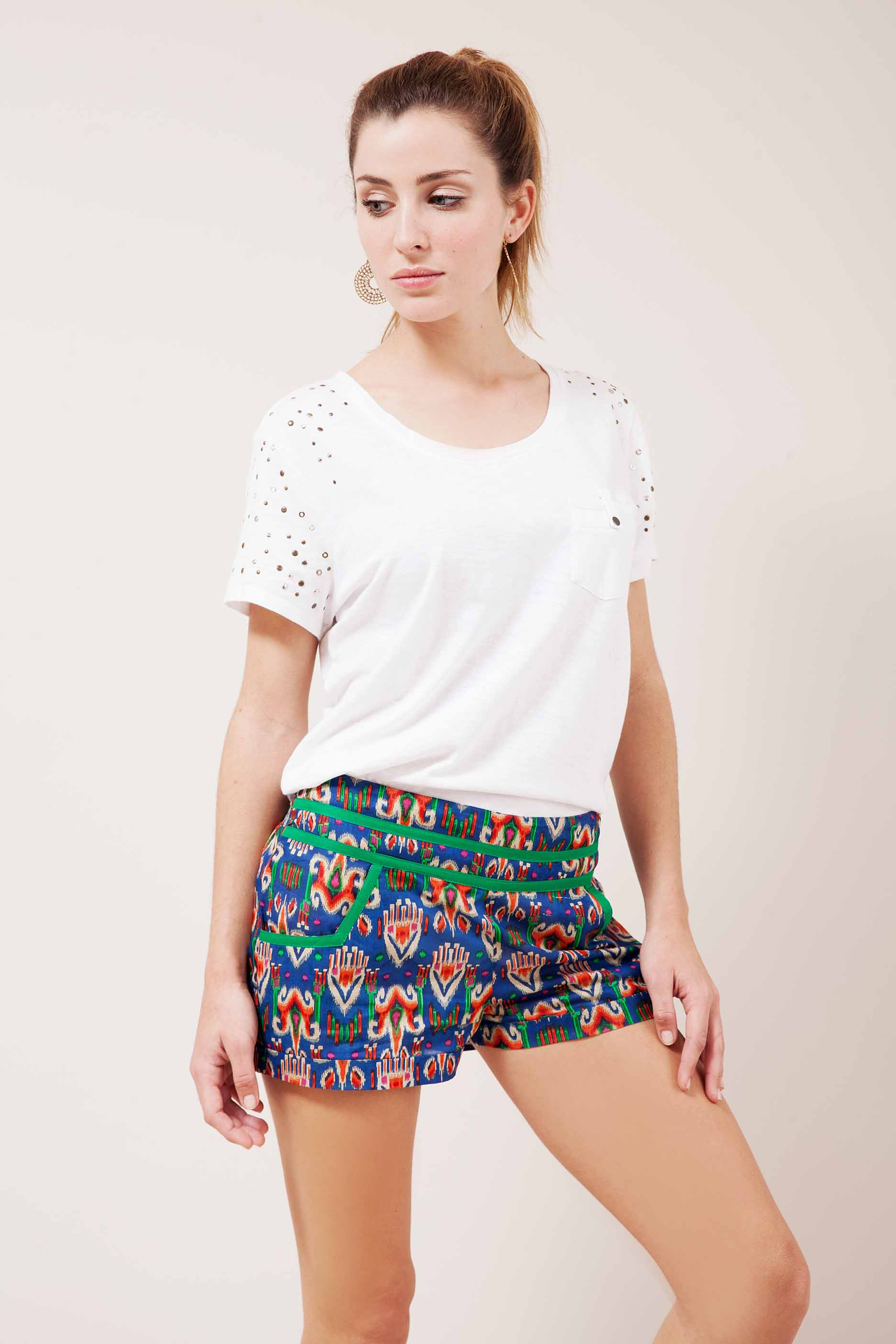 Short Pizul Cotton 3