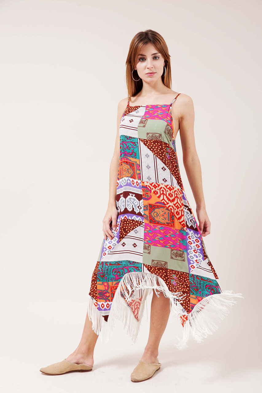 Vestido Cala Rajad