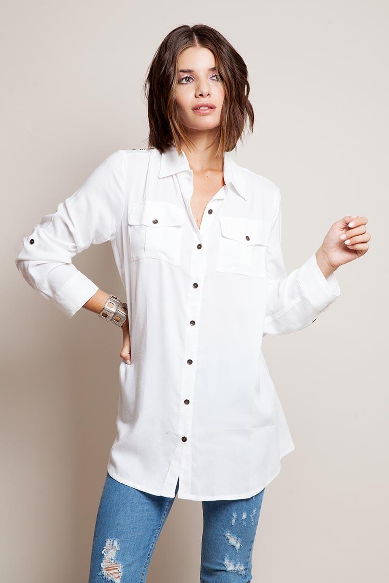 Camisa Zuri