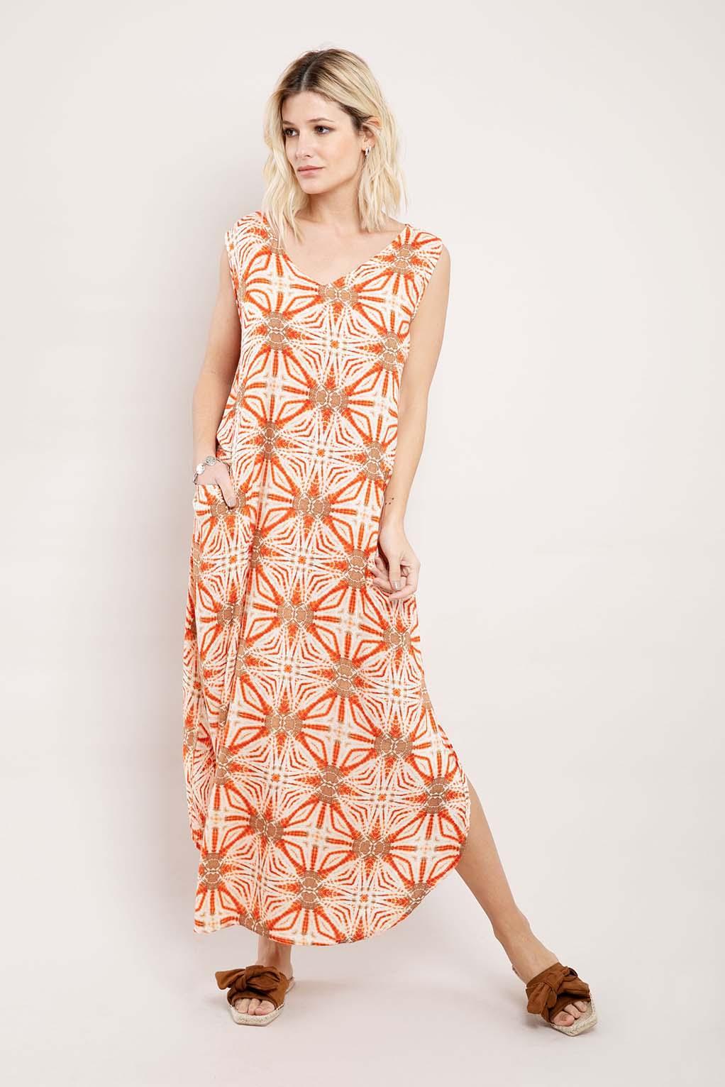 Vestido Largo Lipari
