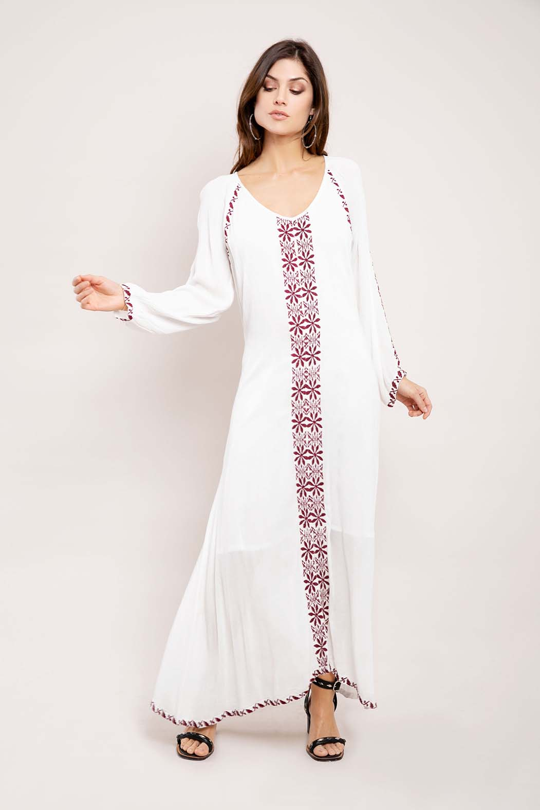 Vestido Largo Yasur