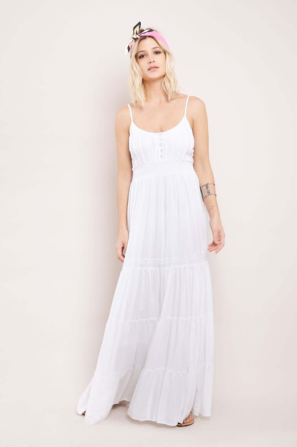 Vestido Largo Lombard