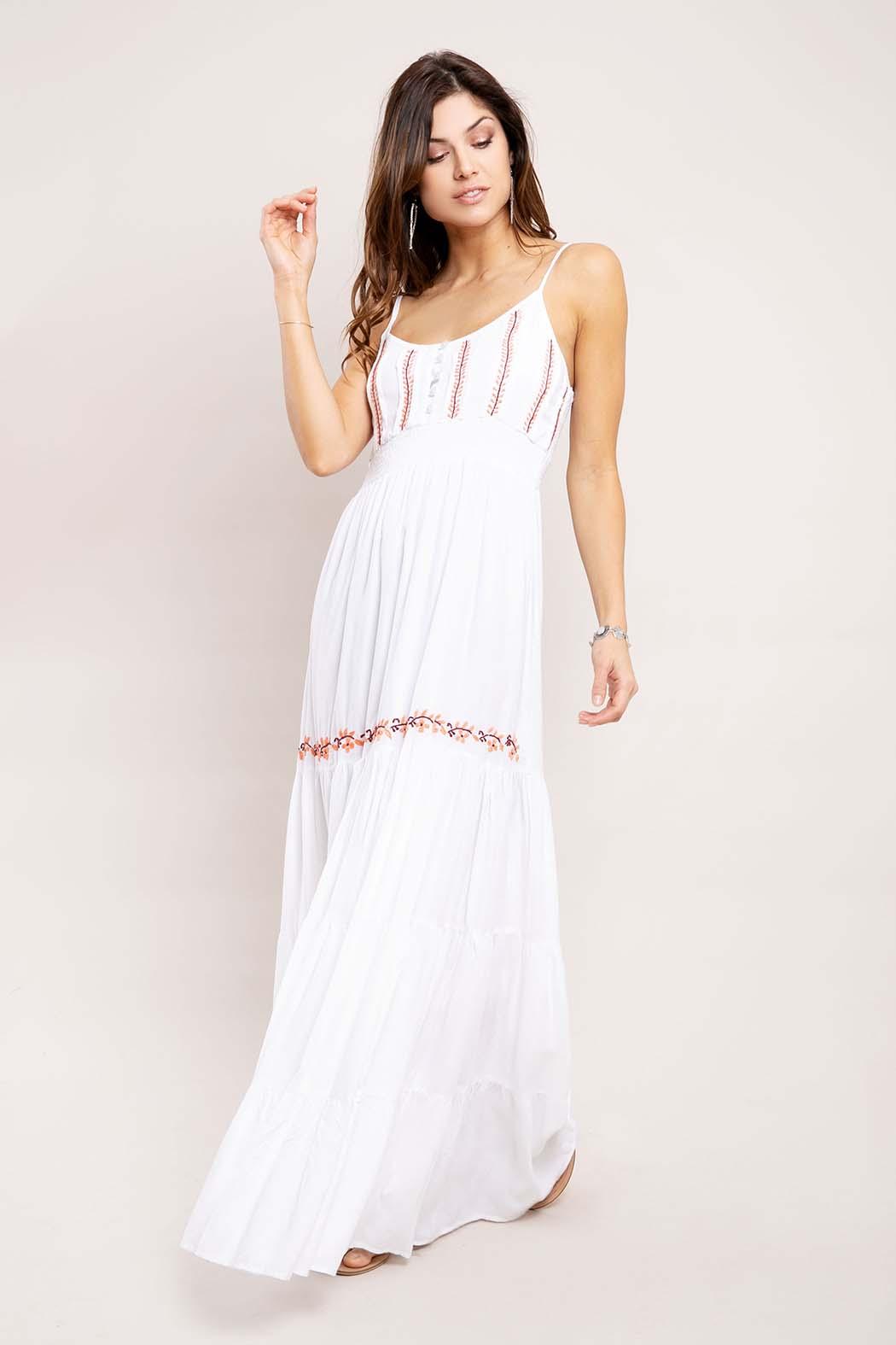 Vestido Largo Lombard II
