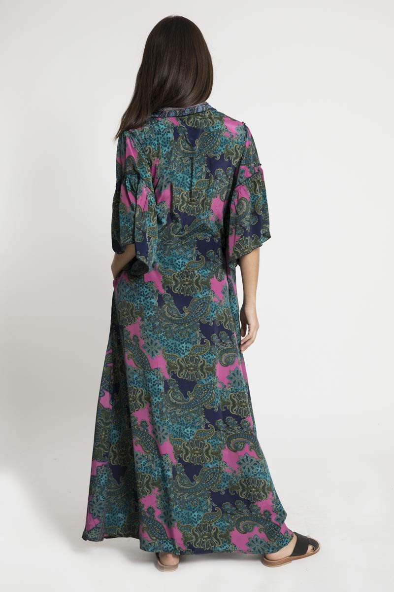 Vestido Largo Fumiko