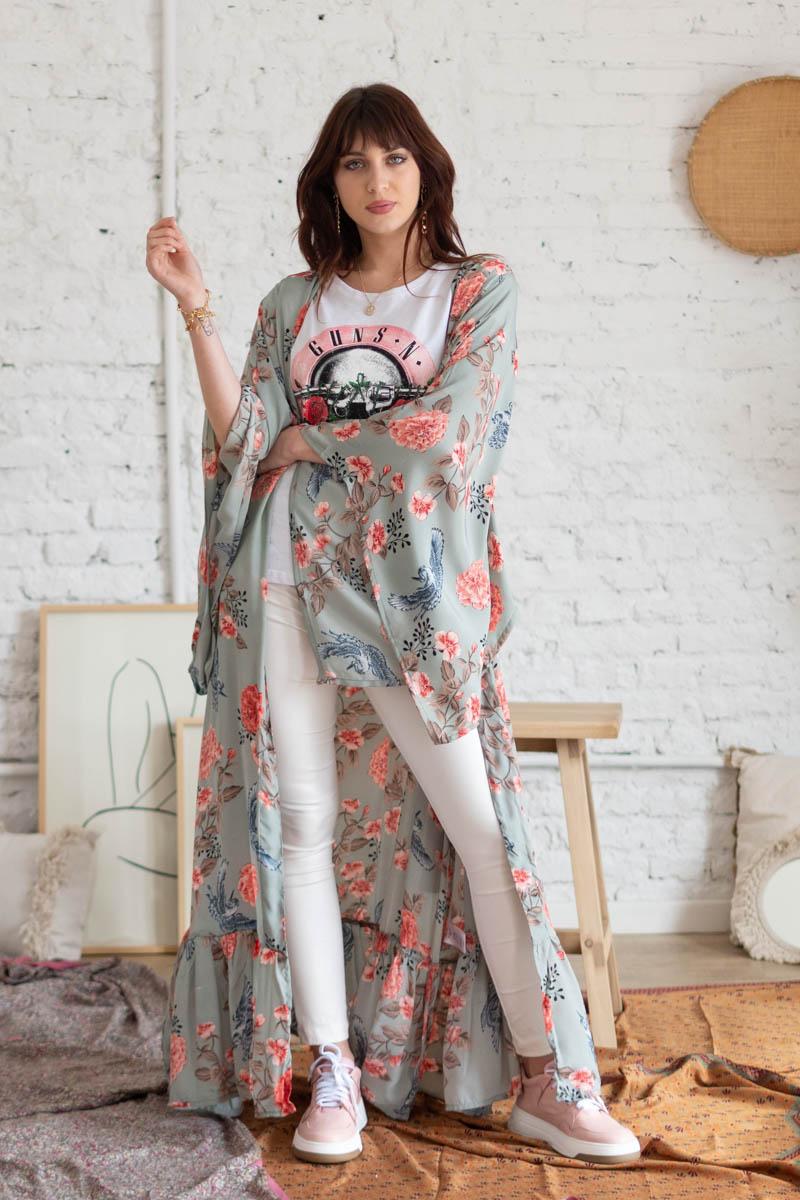 Kimono Ruellia