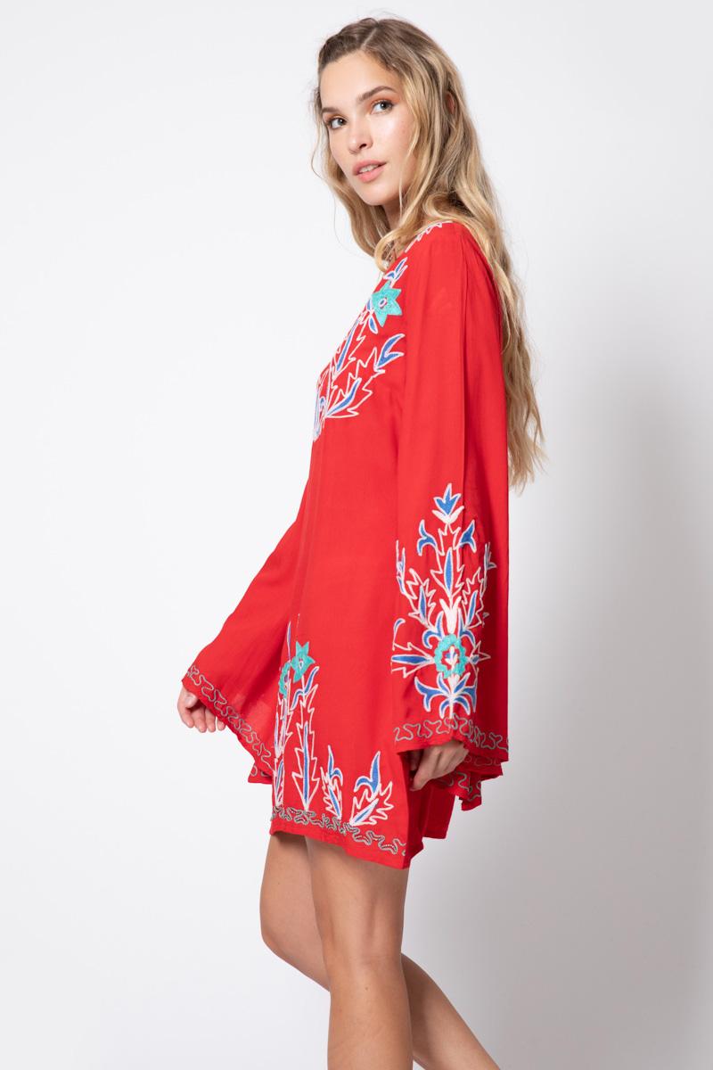Vestido Corto Lunaria