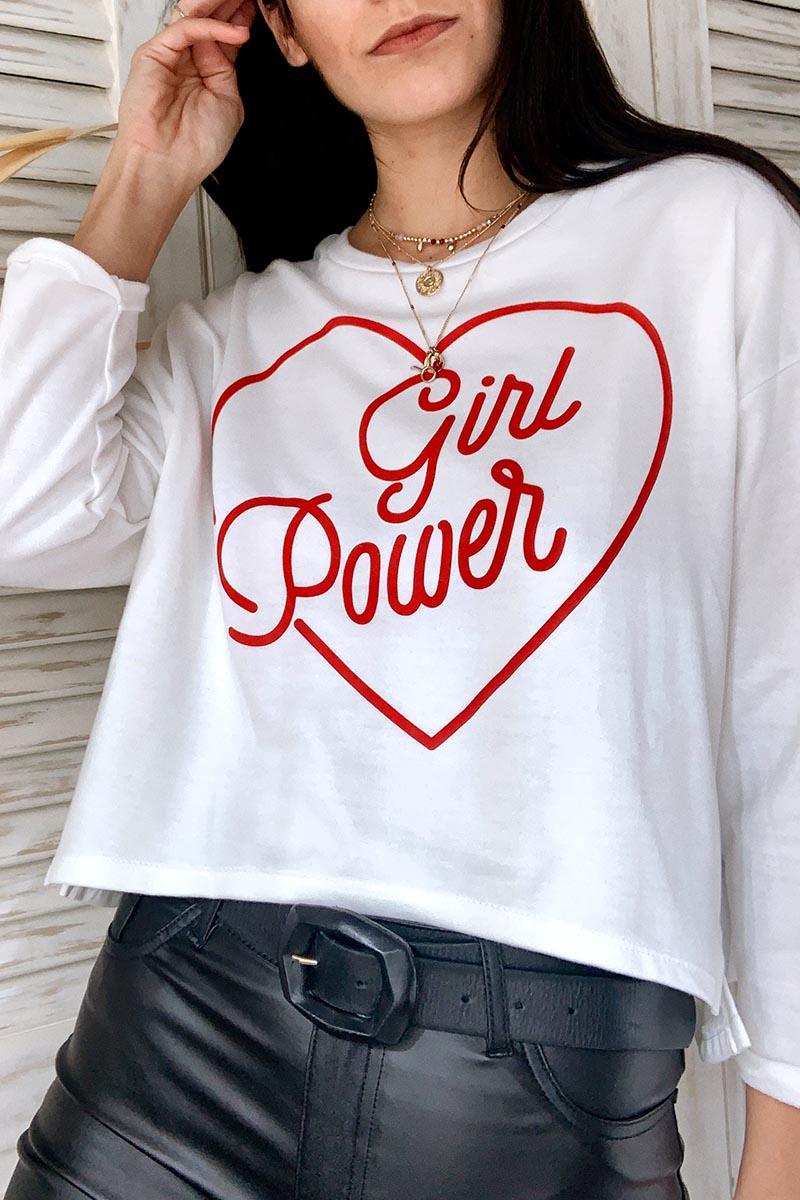 Buzo Girl Power