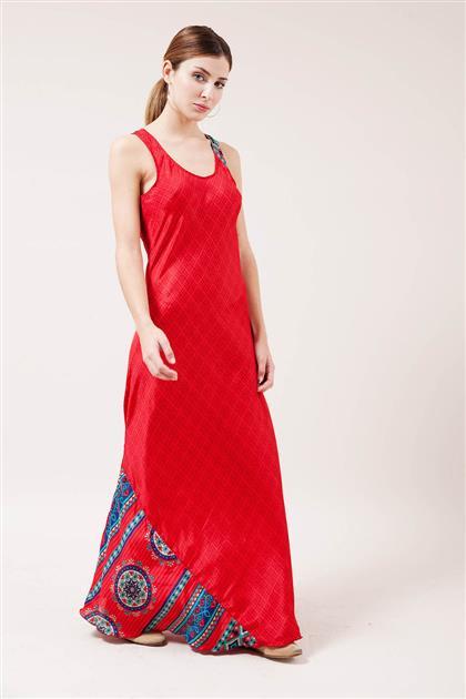 Vestido Cala Agulla Seda