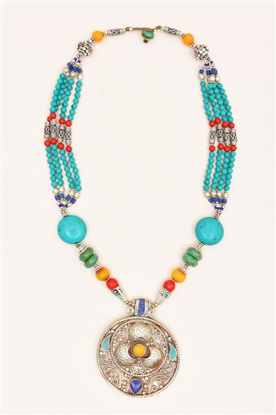 Collar Tibet VIII