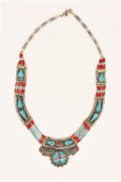 Collar Tibet IX