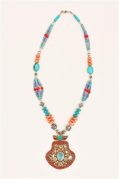 Collar Tibet XI