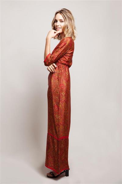 Vestido Bohemia Sari
