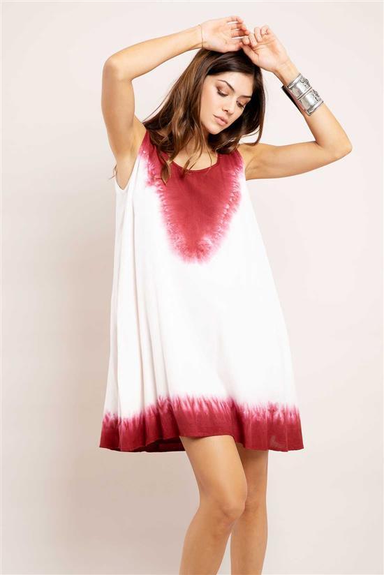 Vestido Corto Duvau