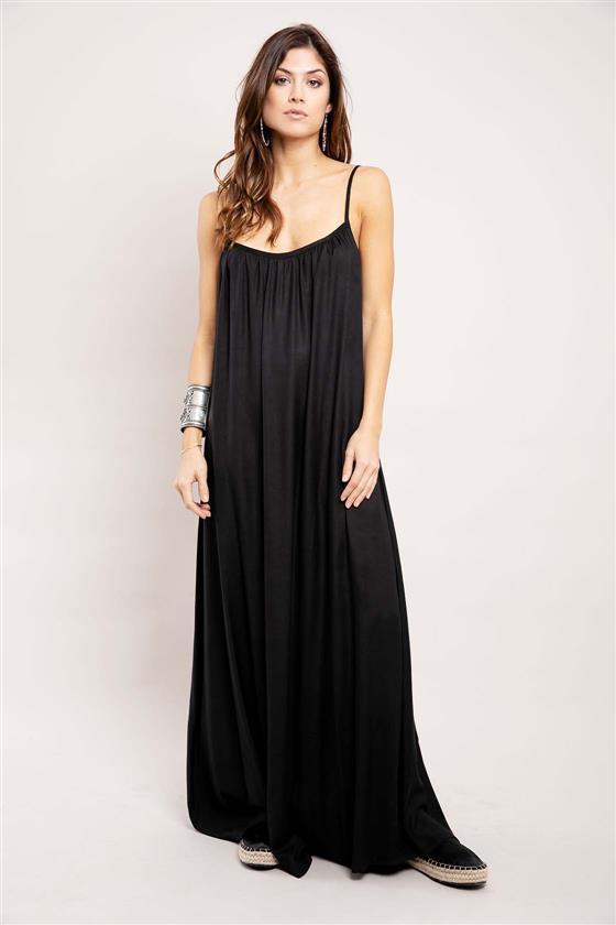 Vestido Largo Asim