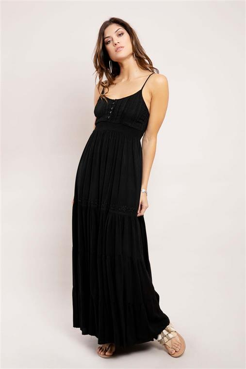 Vestido Largo Lombard I