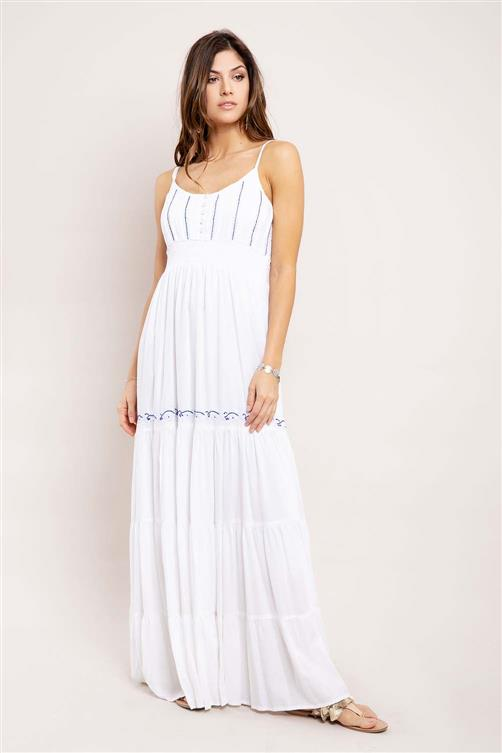 Vestido Largo Lombard III
