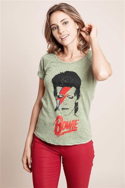 Remera Bowie