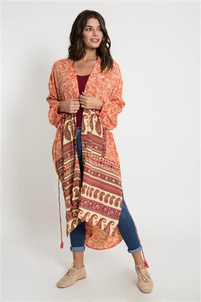 Kimono Anguila