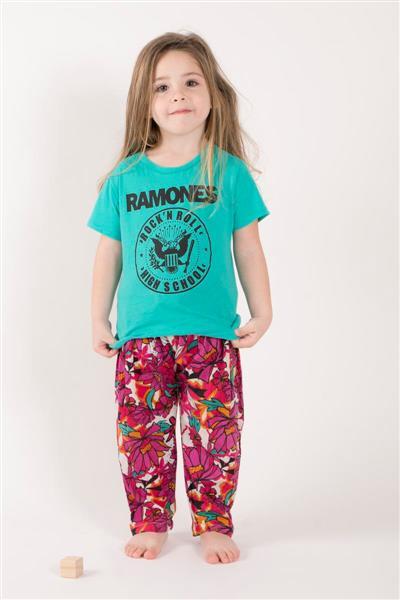 Remera Kids Ramones