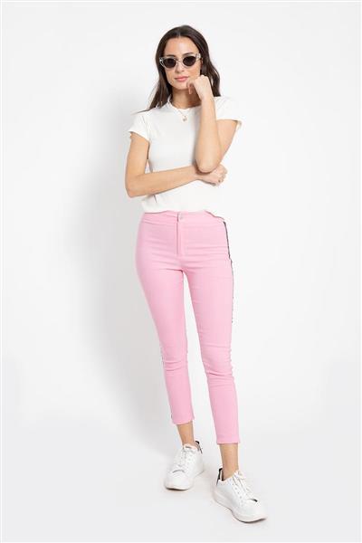 Pantalon Benga Stripe