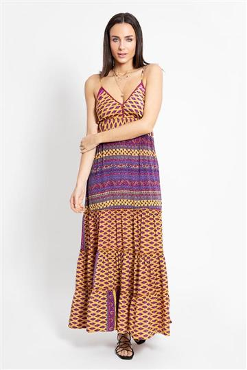 Vestido Largo Singath