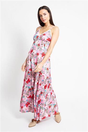 Vestido Largo Mandu