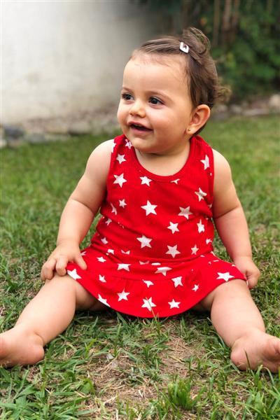 Vestido Niña Florita