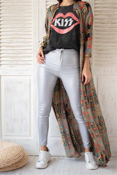 Pantalon Engomado Lurex Demal