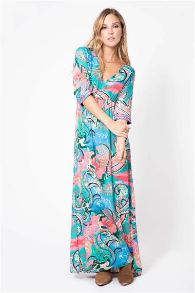 Vestido Largo Cereus
