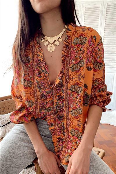 Camisa Baquia