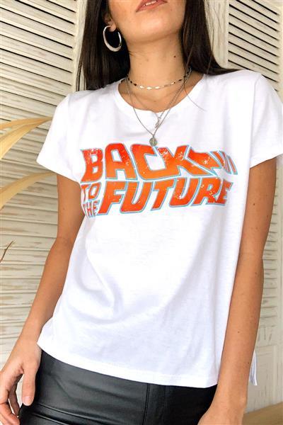Remera Clasica Future