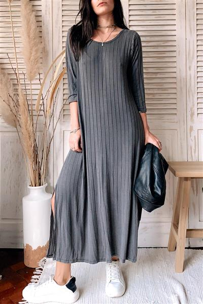 Vestido Largo Rapsody