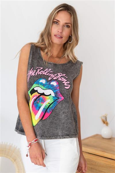 Musculosa Nevada Stones Multicolor
